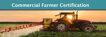 Commercial Farmer Certification