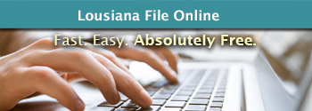 Louisiana File Online